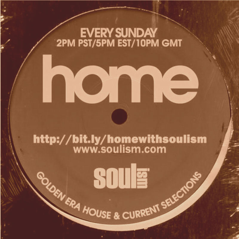Soulism - weekly mix broadcast with Kelvin K