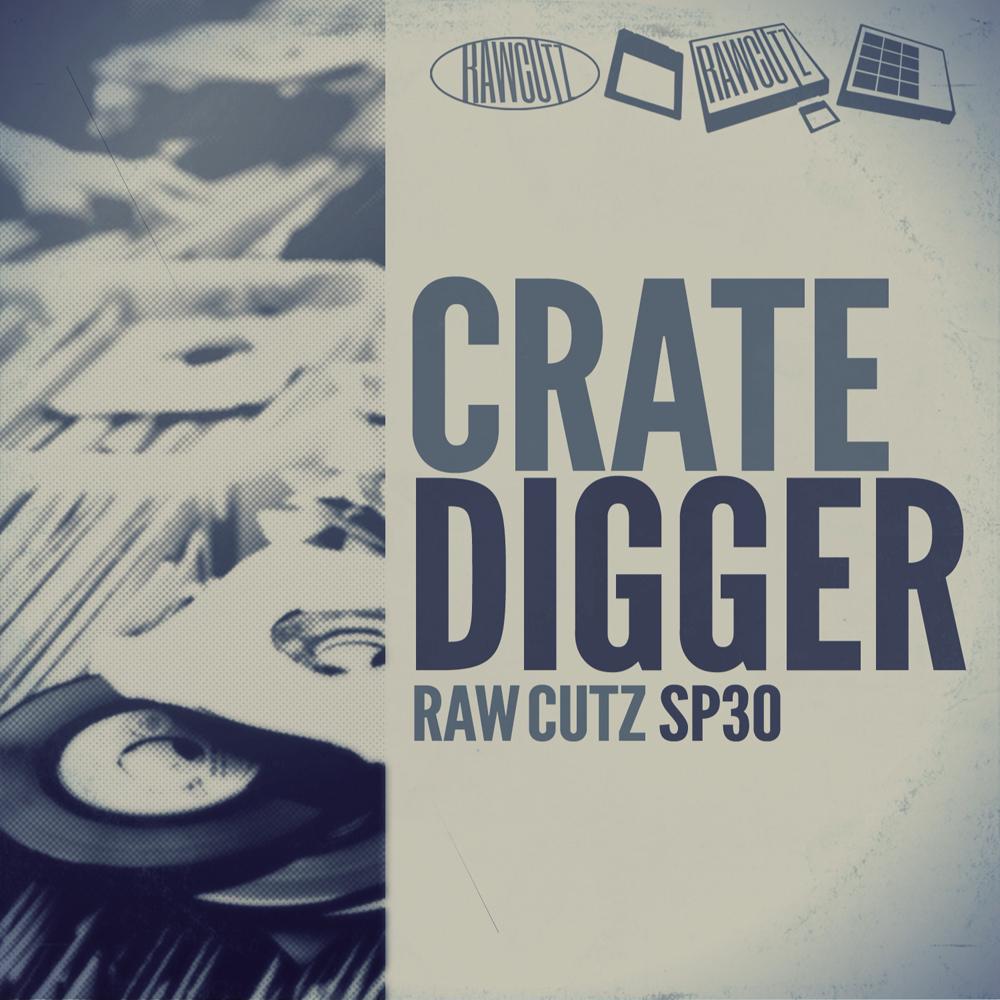 Raw Cutz Crate Digger