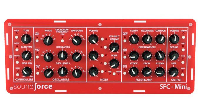 Soundforce SFC Mini